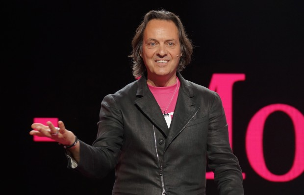 Batman's new villains: How T-Mobile CEO John Legere plans to foil the cable and satellite TV giants | GeekWire