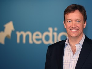 Medio CEO Rob Lilleness. Photo via Medio.
