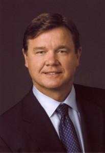 Barnes & Noble CEO Michael Huseby