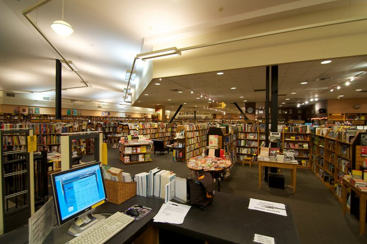 seattle indie bookstore jabs at amazon enters hachette fray with promise to hand deliver