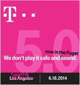 tmobile uncarrier la to seattle