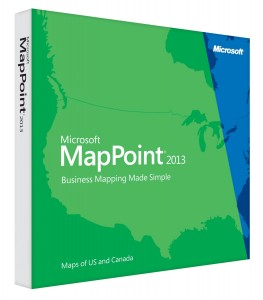 End of the road: Microsoft to discontinue MapPoint and Streets