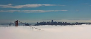 "Scoble: San Francisco is the ""center of the universe."" Photo via Flickr user mdalmuld."