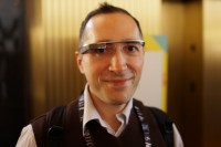 Google Glass founder Babak Parviz (Photo by Loic Le Meur, via Flickr)