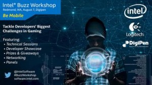 Intel Buzz Workshop Banner