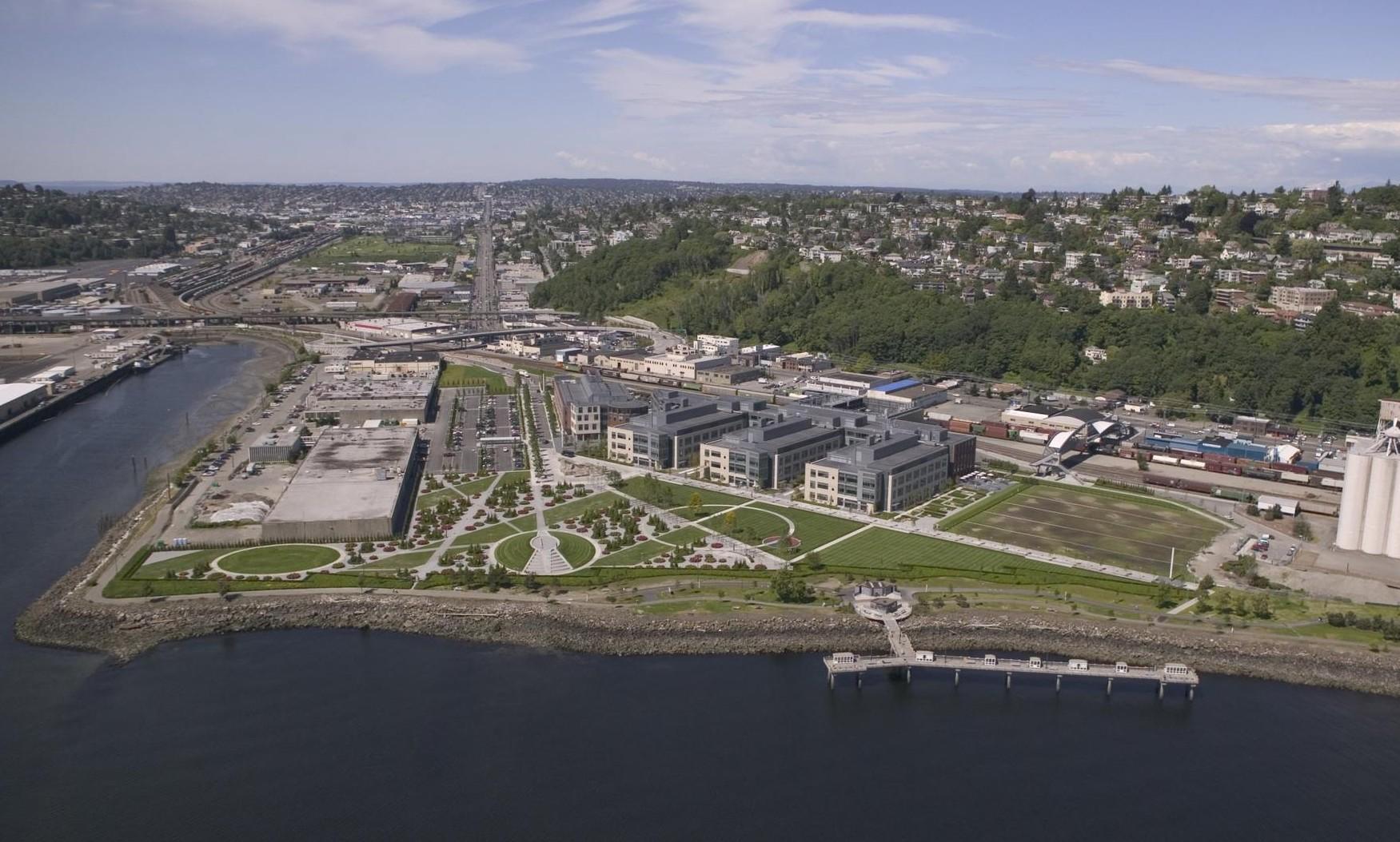 Amgen to shutter giant Seattle waterfront campus – GeekWire