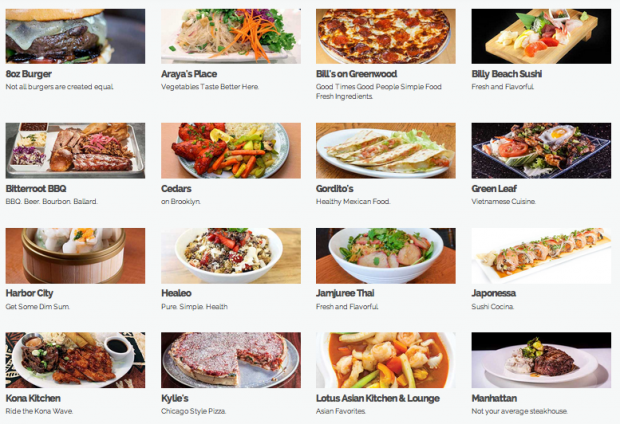 Food on demand: We tested 7 meal delivery services, and