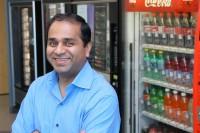 PayRange rounder Paresh