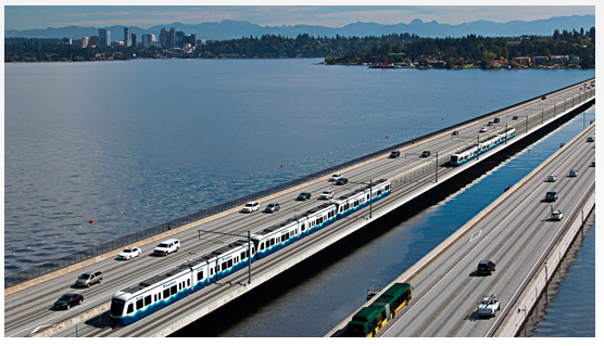 What it will be like to take a Sound Transit train from Seattle to