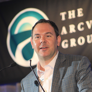 The Arcview Group CEO Troy Dayton. Photo via Arcview.
