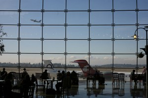 Inside the SEA-TAC airport. Photo via Flickr user Robert Scoble.