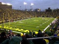 Autzen Stadium. Photo via  Flickr user jasonwhat.