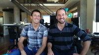 Beyond Pricing co-founders Andrew Kitchell and Ian McHenry.