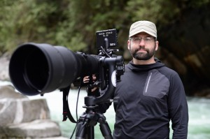 National Geographic photographer Chad Copeland