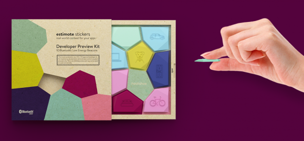 ESTIMOTE Stickers - Nearables Press Kit4