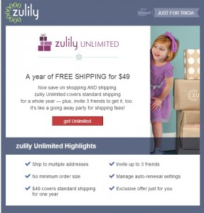 8668a0563b7 Women aren t pregnant forever  Zulily grapples with slow shipping ...