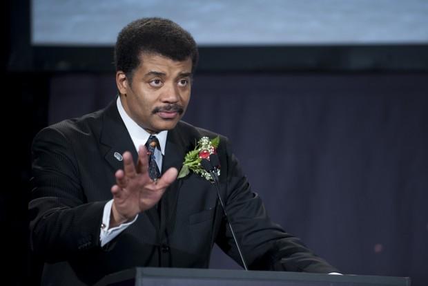 Neil deGrasse Tyson: Photo: (NASA/Bill Ingalls)