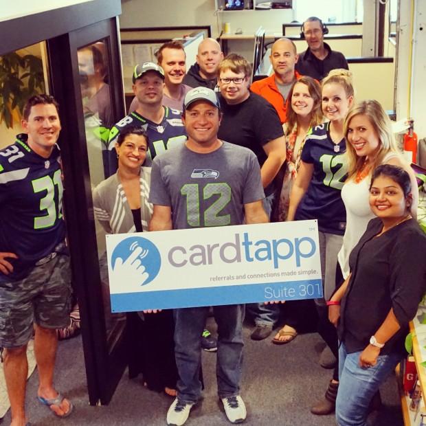 The Cardtapp Team