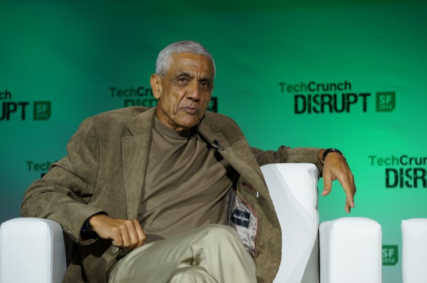 Vinod Khosla thinks machine learning is coming to take our jobs