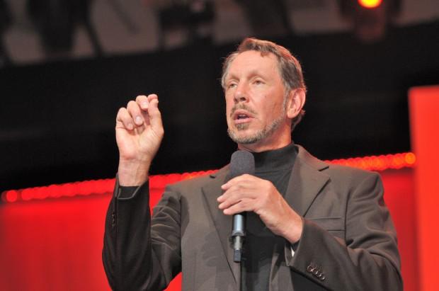Larry Ellison (Photo: Oracle)