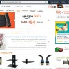 Amazon is testing a newly redesigned homepage that stresses its homegrown hardware.