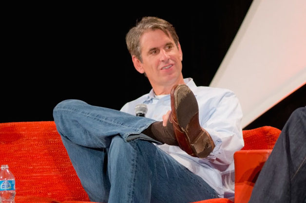 Bill Gurley at the 2013 GeekWire Summit. (Photo by Eugene Hsu)