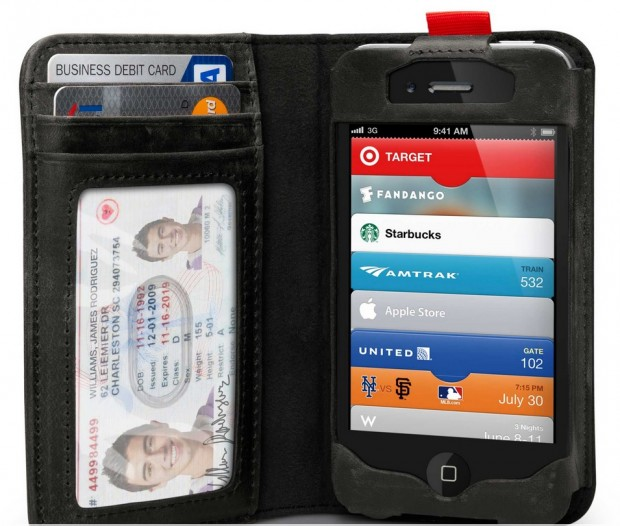 BookBook is an iPhone case and wallet all in one.