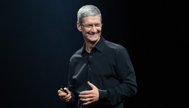 Apple CEO Tim Cook. (Photo: Apple)