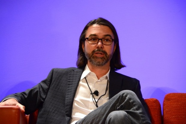 Zulily Chairman Mark Vadon speaks at the 2014 GeekWire Summit.