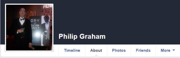 FacebookPhilipGrahamAbout