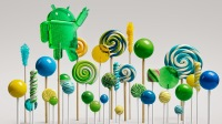 Google Lollipop Forest