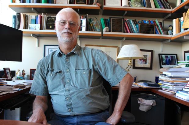 University of Washington professor Richard Ladner.