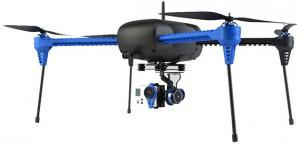3D Robotics' Iris drone