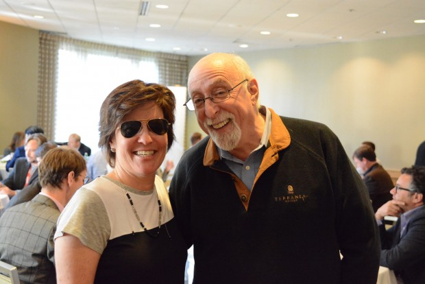 Kara Swisher and Walt Mossberg