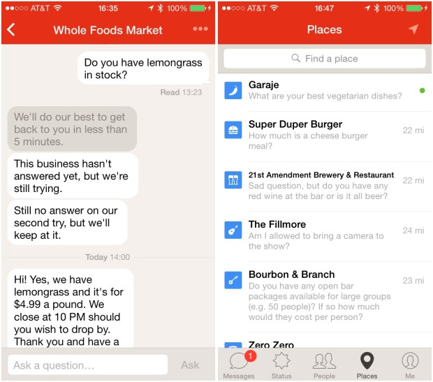 App of the Week: Path Talk lets businesses answer text messages from customers