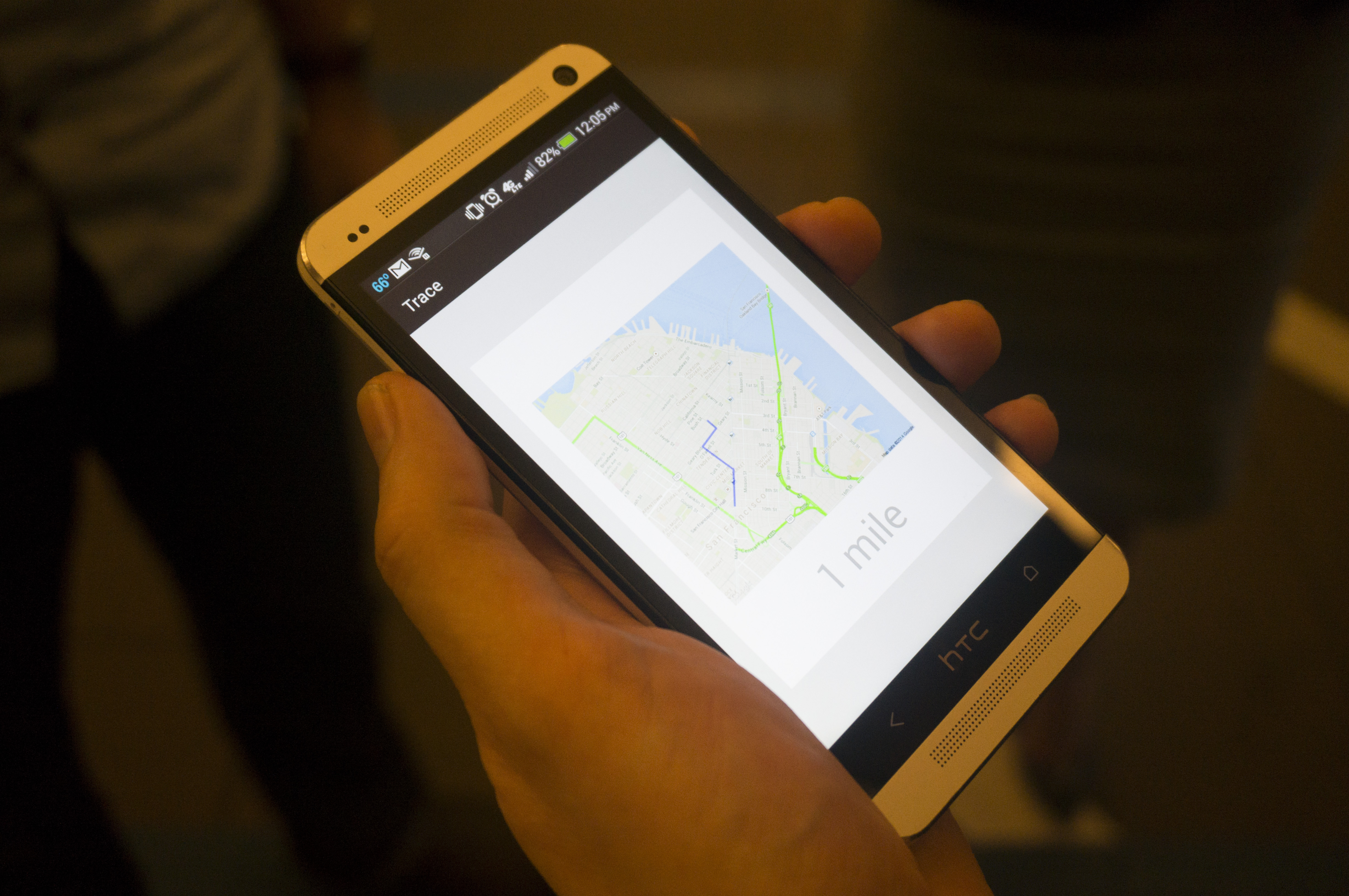 Sick of tracking mileage on business trips? Concur's new app