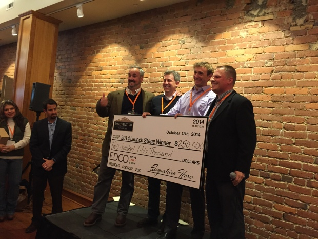 Amplion Research won the top prize at the Bend Venture Conference.