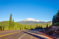 Is Bend the next startup boomtown? Many think it is on the road to get there. Photo via Shutterstock