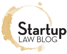 startup law blog