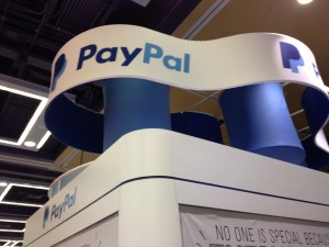 paypal at shop