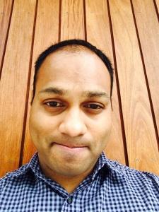 Garmentory CEO Sunil Gowda