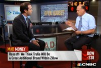 Zillow CEO Spencer Rascoff with Mad Money host Jim Cramer