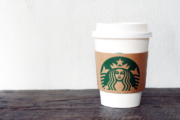 For Starbucks customers, Friday afternoon was like Christmas. For the