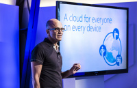 Microsoft CEO Satya Nadella (Microsoft photo)