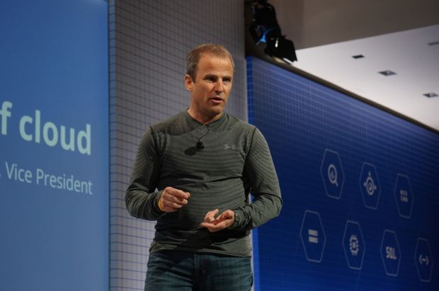 Brian Stevens, Google's Vice President of Cloud Platforms