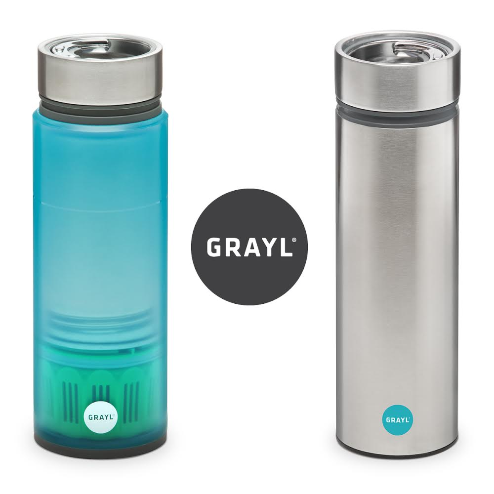Portable water filtration cup maker Grayl raises $800K