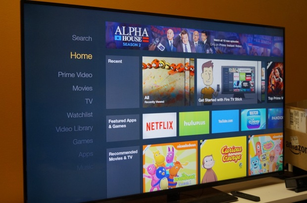 Amazon Working on Tablo-Like Networked DVR
