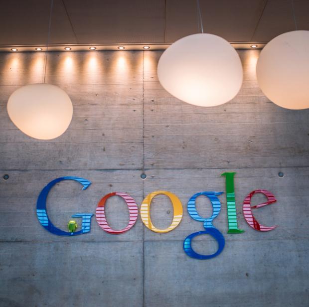 Google sign in Zurich, Switzerland. Photo via Shutterstock