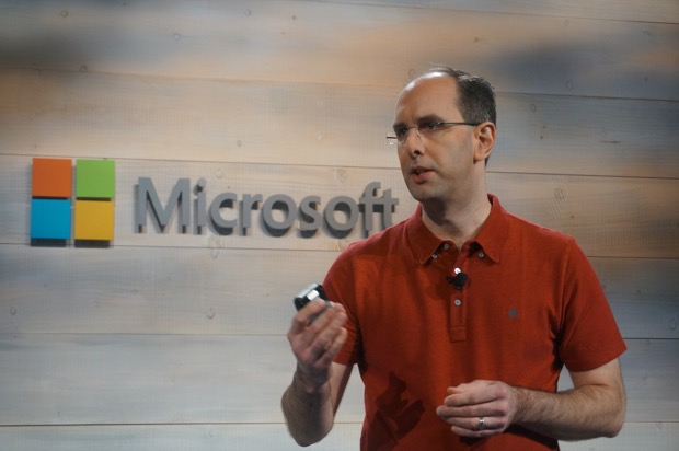 Microsoft executive Scott Guthrie. (GeekWire File Photo)