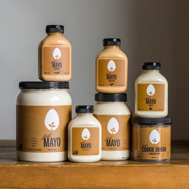 just mayo large